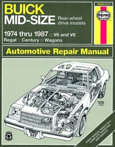 Bilde av Buick Mid-size (RWD) (74 - 87)