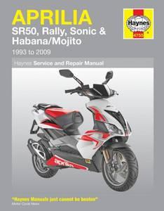 Bilde av Aprilia SR50, Rally, Sonic &