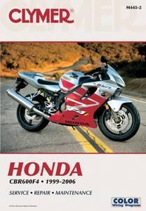 Bilde av Clymer Manual Honda CBR600F4
