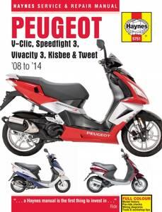 Bilde av Peugeot V-Clic, Speedfight 3,
