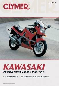 Bilde av Clymer Manuals Kawasaki ZX500 &