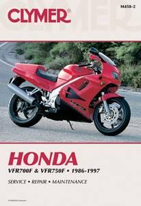 Bilde av Clymer Manuals Honda VFR700F &