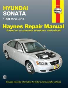 Bilde av Hyundai Sonata (99 - 14), Haynes