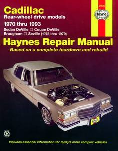 Bilde av Cadillac Rear-wheel drive (70 -