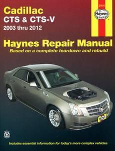Bilde av Cadillac CTS (03-12) (USA)