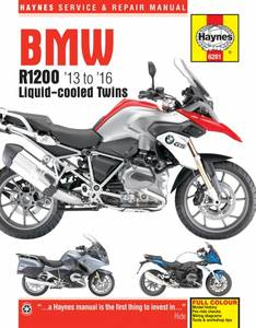 Bilde av BMW R1200 dohc liquid-cooled