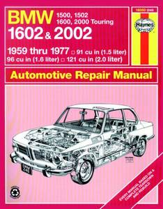 Bilde av BMW 1500, 1502, 1600, 1602, 2000