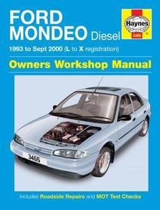 Bilde av Ford Mondeo Diesel (93 - Sept