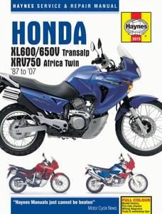 Bilde av Honda XL600/650V Transalp and