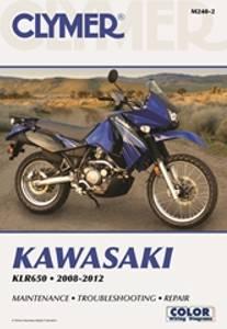 Bilde av Kawasaki KLR650 2008-2012