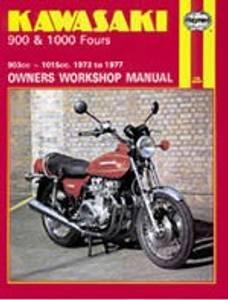 Bilde av Kawasaki 900 & 1000 Fours (73 -