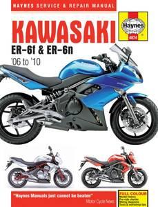 Bilde av Kawasaki ER-6f & ER-6n (06 - 10)