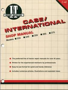 Bilde av Case/International 235, 245,