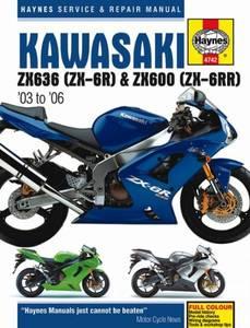 Bilde av Kawasaki ZX-6R (03 - 06)
