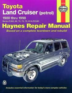 Bilde av Haynes, Toyota Land Cruiser