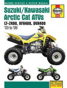 Bilde av Suzuki/Kawasaki Artic Cat ATVs