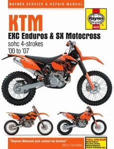 Bilde av KTM EXC Enduro & SX Motocross