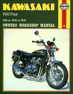 Bilde av Kawasaki 650 Four (76 - 78)