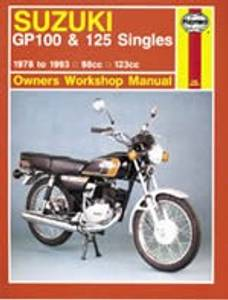 Bilde av Suzuki GP100 & 125 Singles (78 -