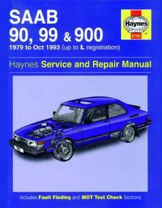 Bilde av Haynes, Saab 90, 99 and 900