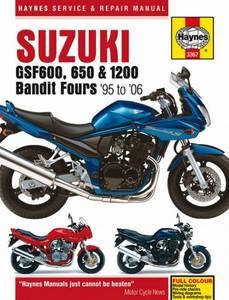 Bilde av Suzuki GSF600, 650 & 1200 Bandit