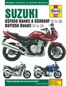 Bilde av Suzuki GSF650/1250 Bandit &