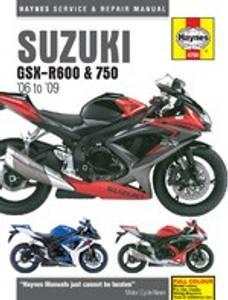 Bilde av Suzuki GSX-R600 & 750 (06 - 09)