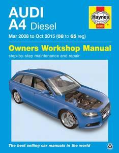 Bilde av Audi A4 Diesel (Mar '08 - Oct