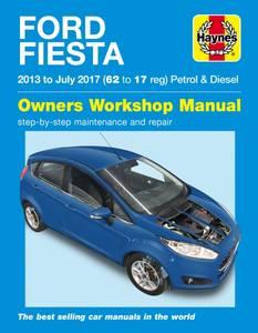 Bilde av Ford Fiesta Petrol & Diesel (13