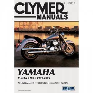 Bilde av Clymer Manuals Yamaha V-Star