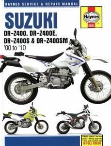 Bilde av Suzuki DR-Z400 (00 to 10)