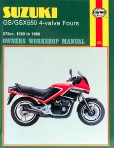Bilde av Suzuki GS/GSX550 4-valve Fours