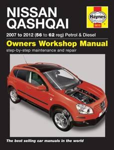 Bilde av Haynes manual Nissan Qashqai