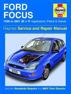 Bilde av Ford Focus Petrol and Diesel (98