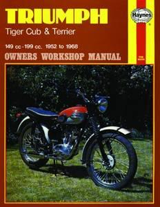 Bilde av Triumph Tiger Cub & Terrier (52