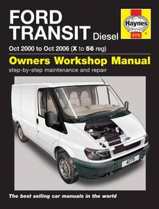 Bilde av Ford Transit Diesel (Oct 00 -