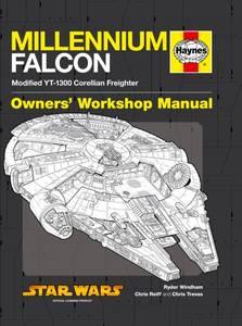 Bilde av Millennium Falcon Manual