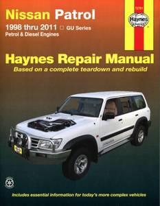 Bilde av Haynes manual Nissan Patrol