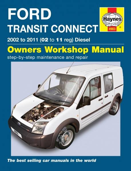 Ford Transit Connect Diesel (02 - 11)