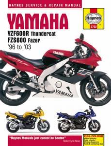 Bilde av Yamaha YZF600R Thundercat &