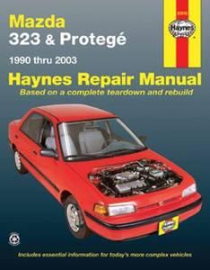 Bilde av Mazda 323 and Protege (90 - 03)
