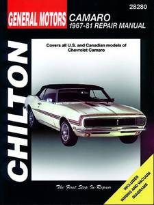 Bilde av Chevrolet Camaro (67 - 81)