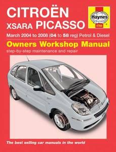 Bilde av Citroën Xsara Picasso Petrol &