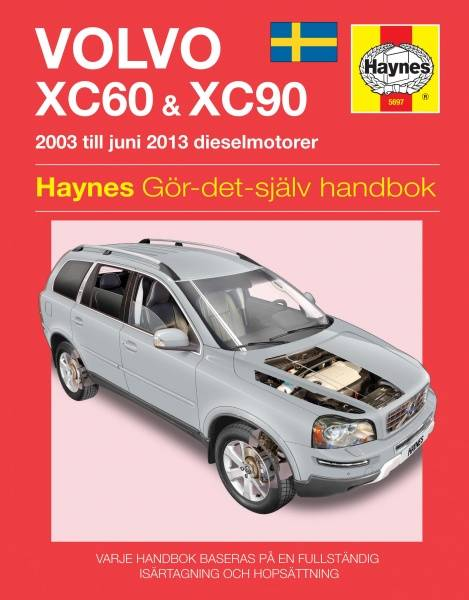 Volvo XC60 & XC90 (2003 - 2013) (svenske utgåva)