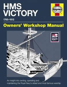 Bilde av HMS Victory Manual