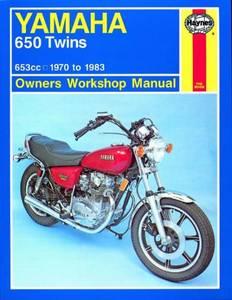 Bilde av Yamaha 650 Twins (70 - 83)