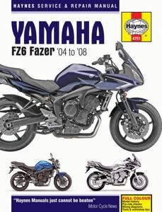 Bilde av Yamaha FZ6 Fazer (04 - 08)