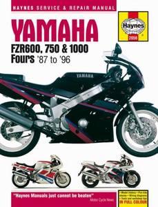 Bilde av Yamaha FZR600, 750 and 1000