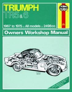Bilde av Haynes, Triumph TR5 & TR6