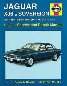 Bilde av Jaguar XJ6 and Sovereign (Oct 86